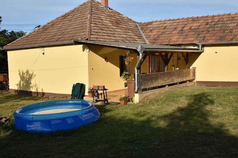 Vakantiehuis Huszár Tanya Keszeg, vacation rental in Northern Hungary