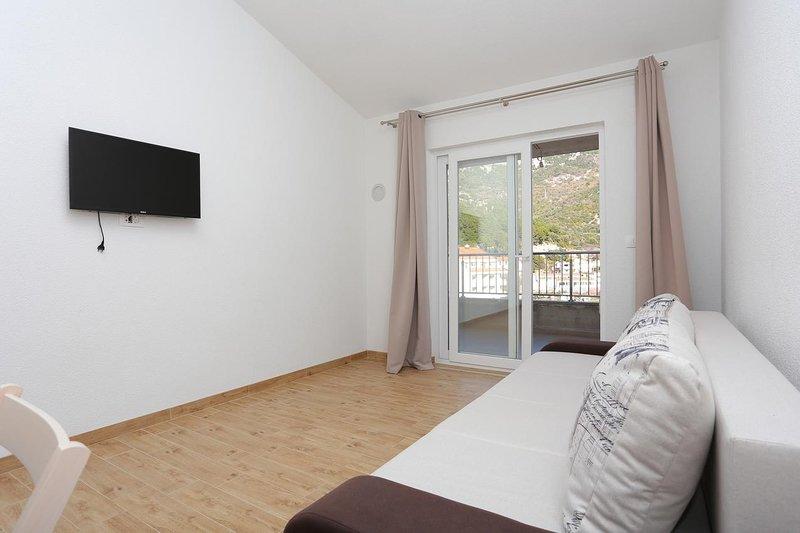 One bedroom apartment Drvenik Donja vala, Makarska (A-18027-c), casa vacanza a Drvenik