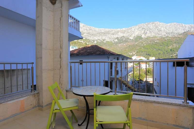 Donja Vala Apartment Sleeps 3 with Air Con - 5828609, casa vacanza a Drvenik