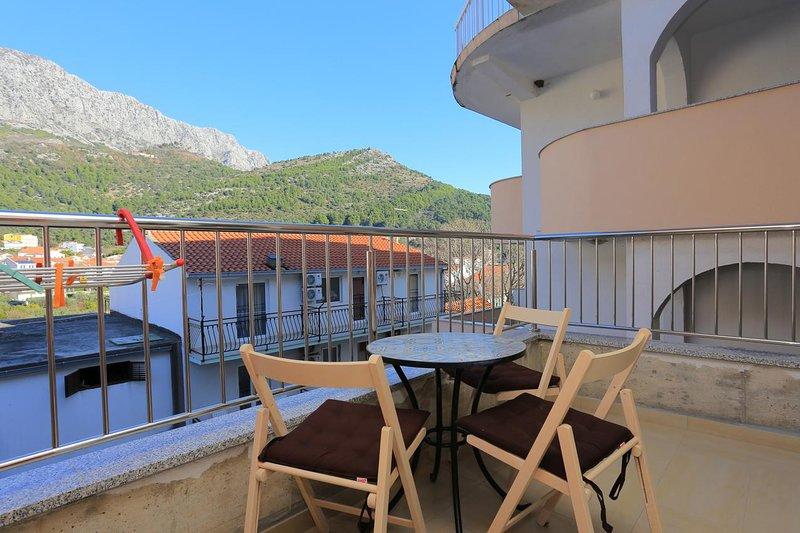 Donja Vala Apartment Sleeps 4 with Air Con - 5828431, casa vacanza a Drvenik