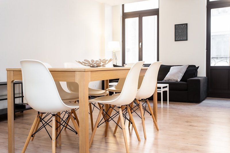 Charming apartment Brussels City Center, holiday rental in Saint-Jans-Molenbeek