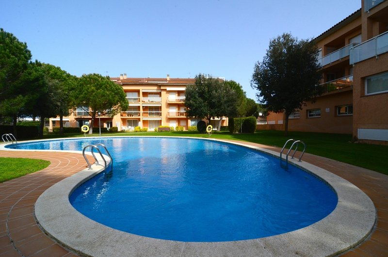 PUIG SA GUILLA II F 1-1, vacation rental in Playa de Pals