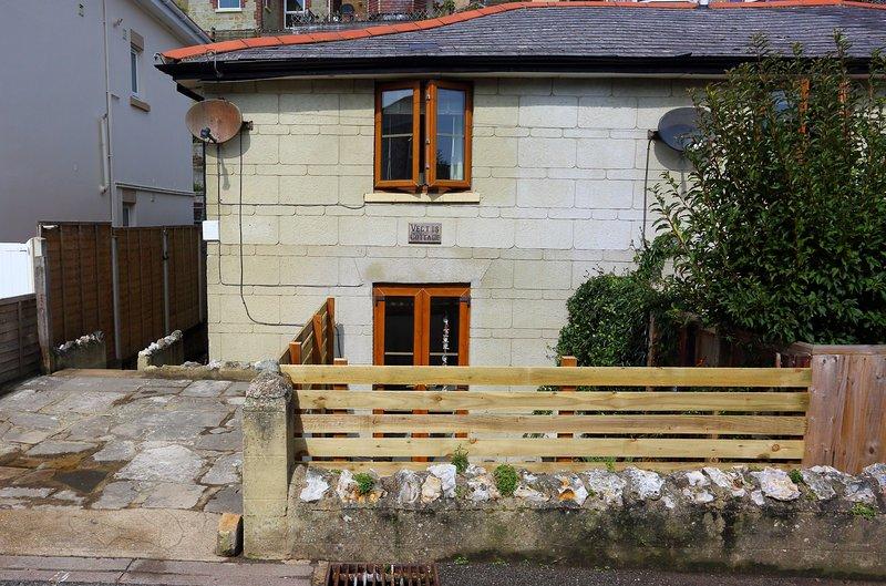Vectis Cottage, location de vacances à Bonchurch