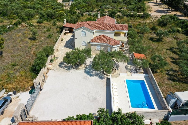 Holiday Home 4884-1 for 9 Pers. in Drage, holiday rental in Drage