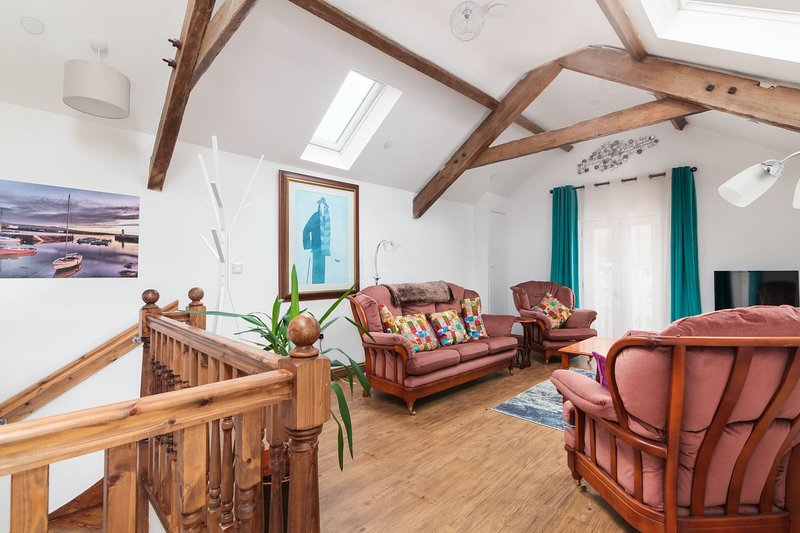 The Milking Parlour (Port Erin), vacation rental in Ballabeg