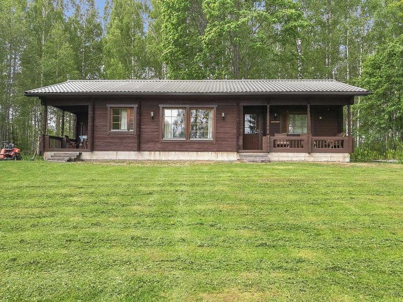 Saniainen, holiday rental in Luopioinen