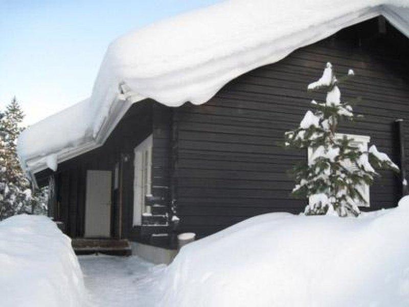 Lomaylläs maja, palovaarankaarre 6 a, holiday rental in Kolari
