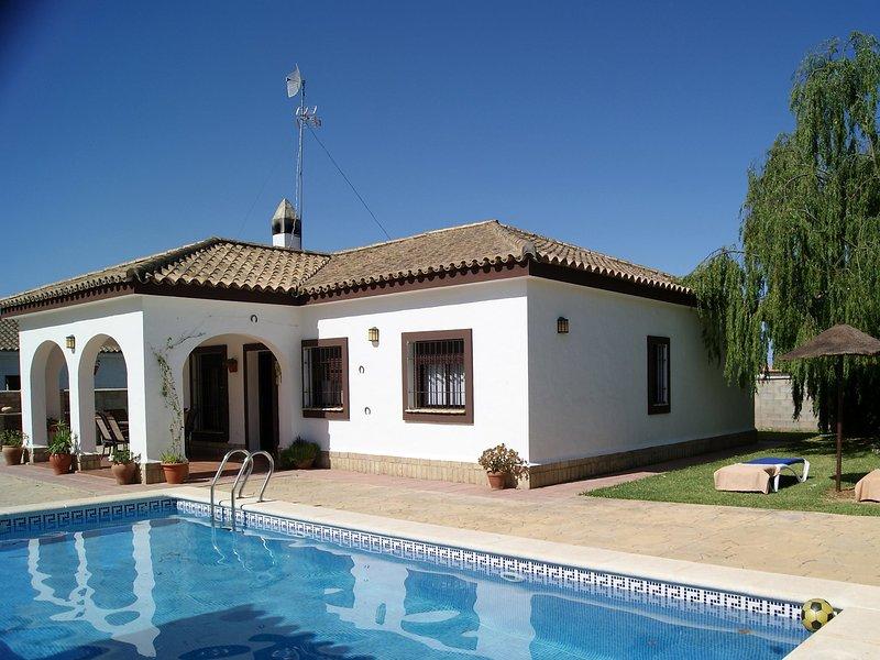 LEONOR, holiday rental in Fuente del Gallo
