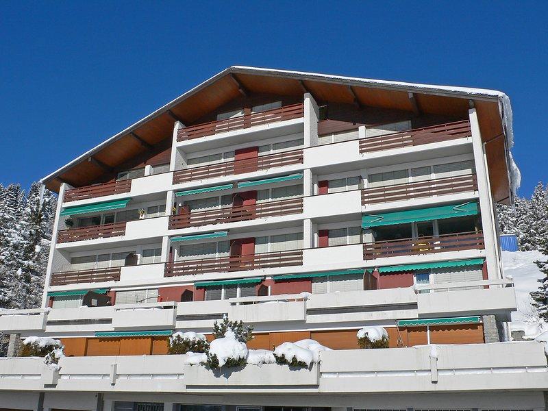 La Clairière des Barzettes A/B, aluguéis de temporada em Miege