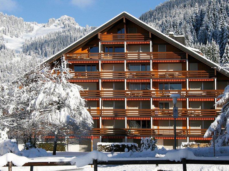 Grenat 35, location de vacances à Alpe des Chaux