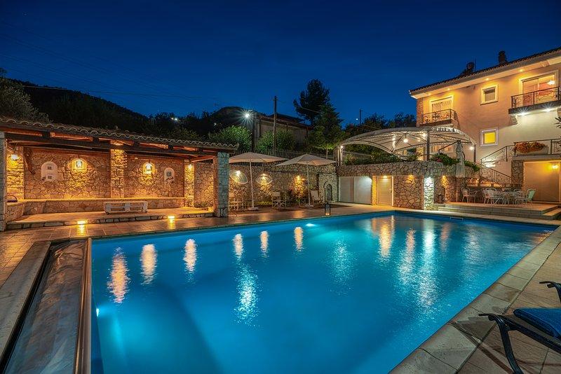 Villa Thea: We live it. You'll love it!, location de vacances à Raches