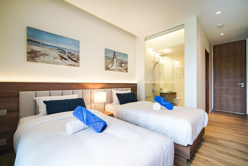 Apartment in Sky Garden 1 bedroom, holiday rental in Phuket Town