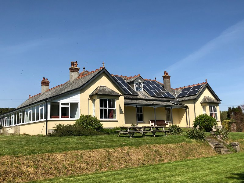 Thurlibeer House, holiday rental in Pyworthy