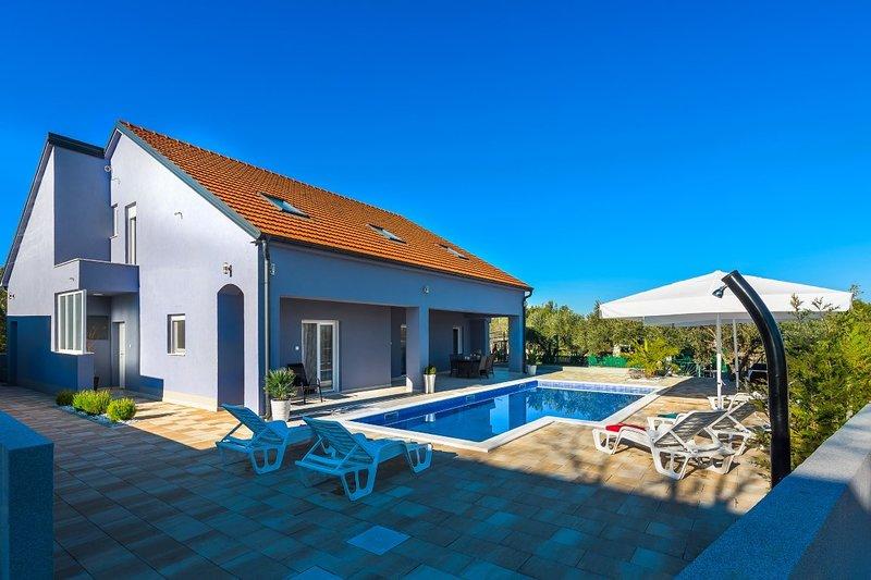 Villa Brig, location de vacances à Lozovac