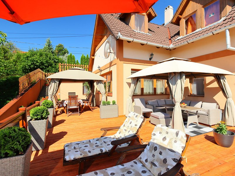 Lounge, holiday rental in Lovas