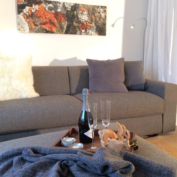 Ferienwohnung Piz San Gian 14, vacation rental in St. Moritz