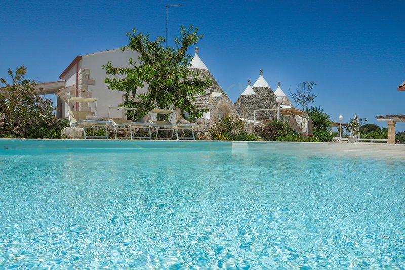 CAMERA TIMO - CASETTE PRICCI, vacation rental in Castellana Grotte