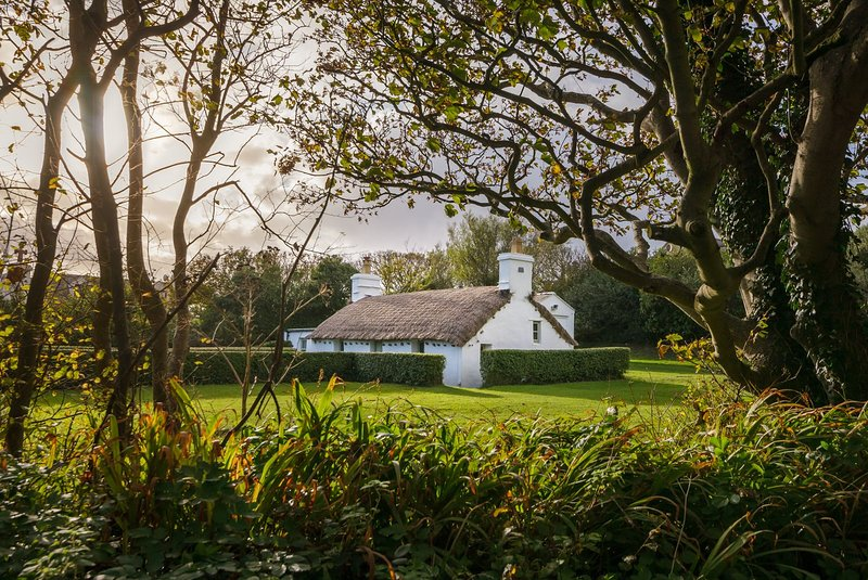 Yn-Thie-Thooit, vakantiewoning in Maughold
