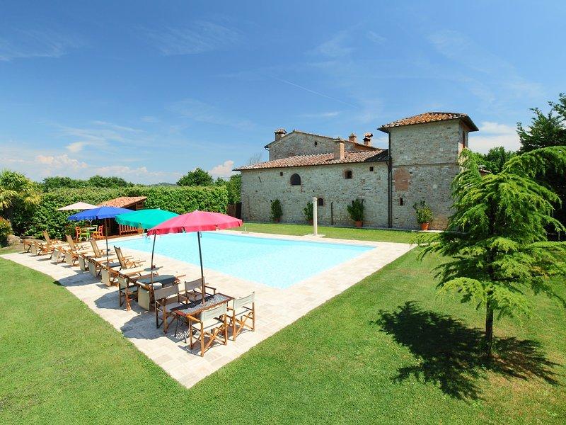 Casale Ischieto, holiday rental in Serre di Rapolano