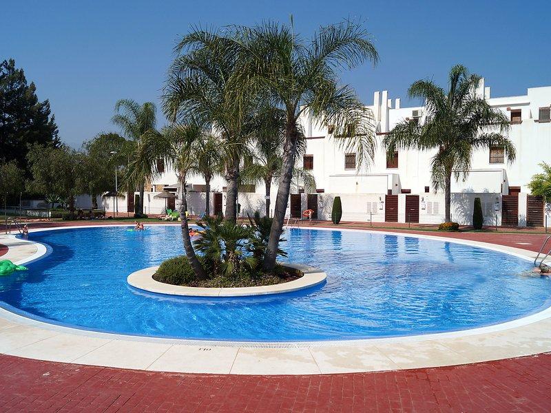Navigolf, vacation rental in Mijas