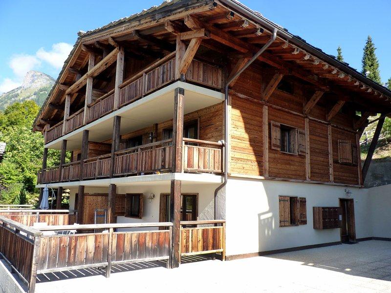 Les Chalets de Marie A No 21, holiday rental in Saillon