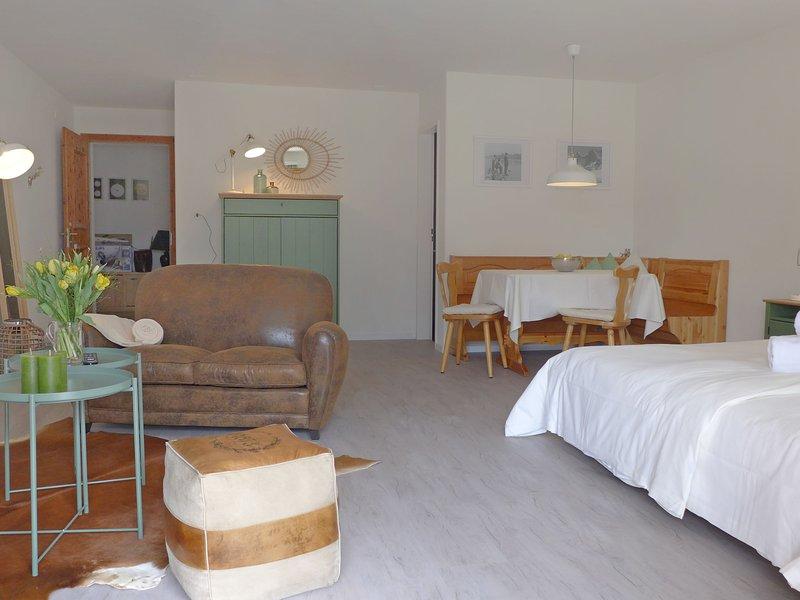 Chesa Bursella 21, vacation rental in Madulain