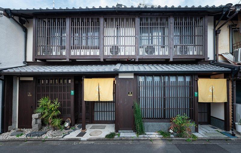Kumo Machiya Kiyomizu(雲小月), alquiler vacacional en Otsu