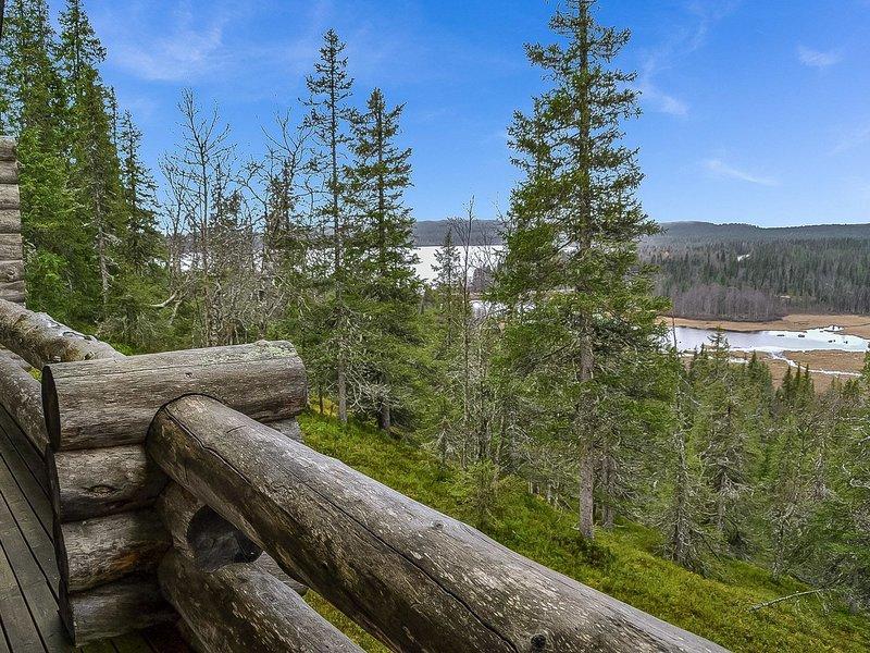 Rukajärven kelopirtit puolukka, holiday rental in Kivipera