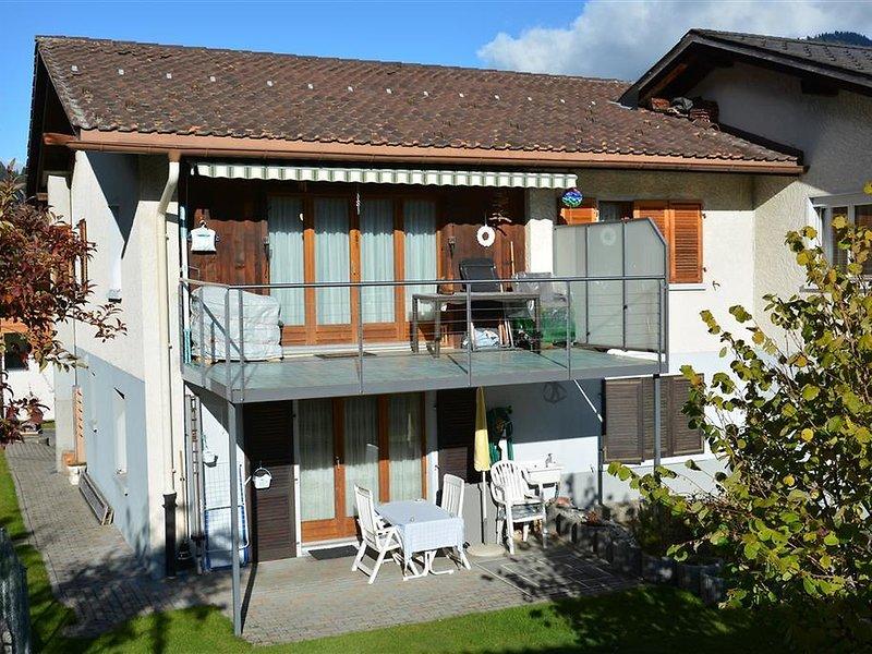 Daheim, holiday rental in Zweisimmen