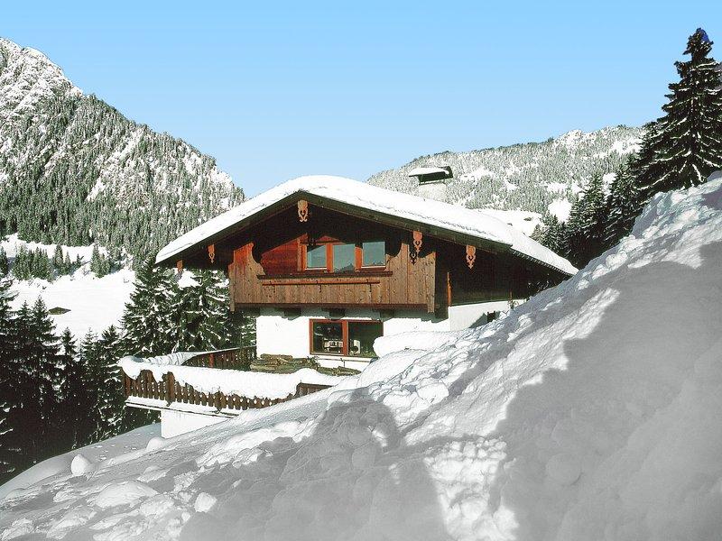 Kaiserhof Chalet in Alpbach