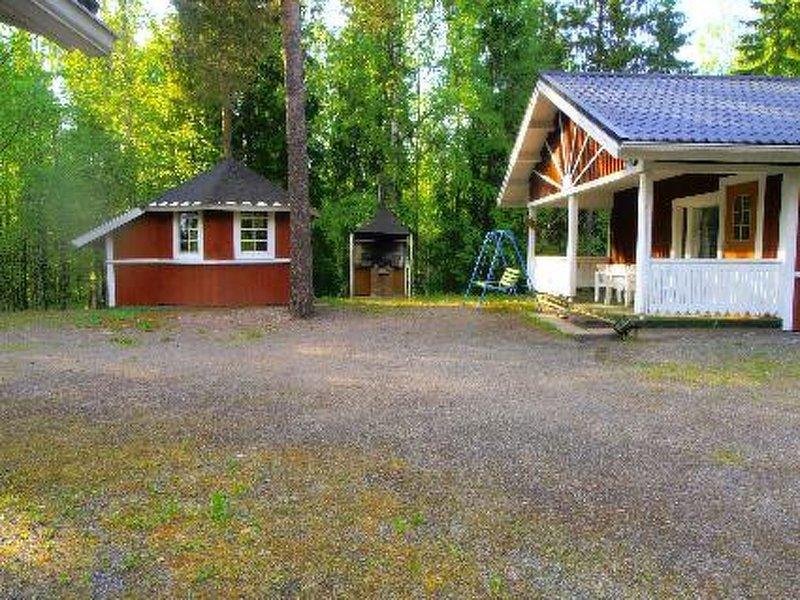 Mäkimökki, vacation rental in Tammela