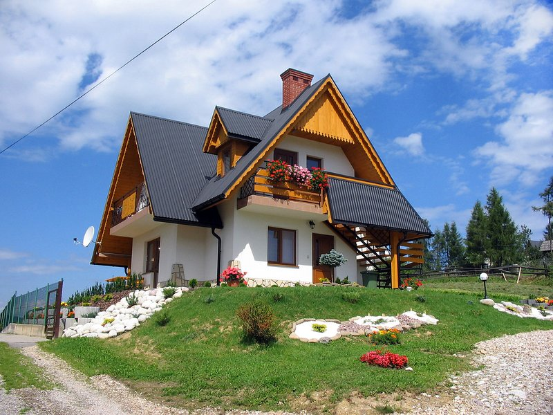 Mały, vacation rental in Rzepiska