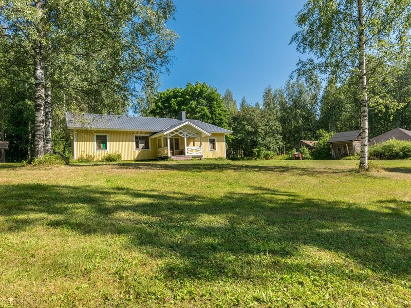 Rauhalinna, location de vacances à Juva