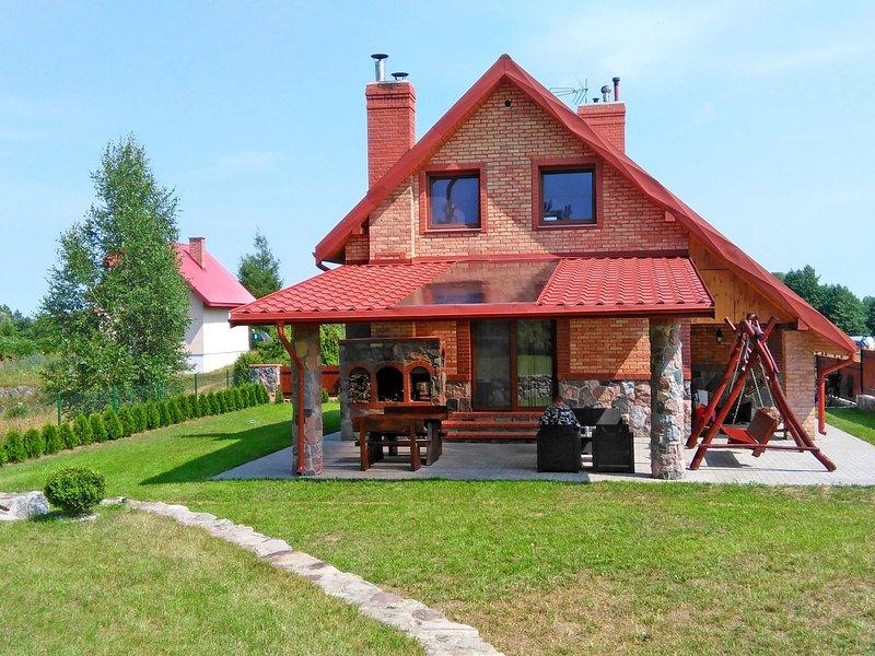 Jędrzejki, vacation rental in Warmia-Masuria Province