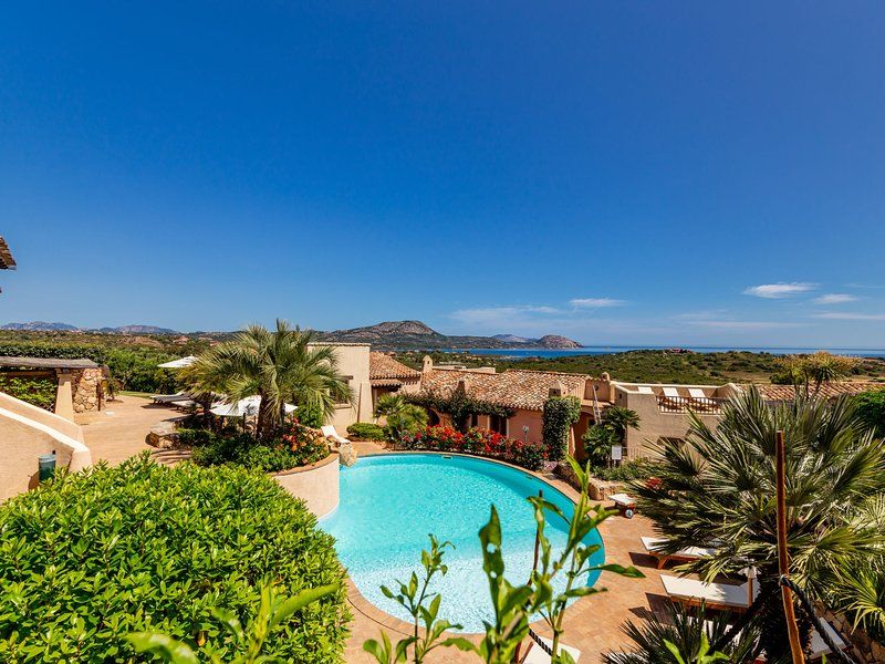Corbezzolo 11, vacation rental in Porto Rafael