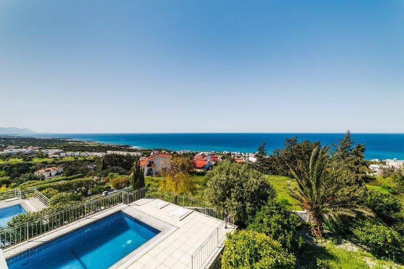 Esentepe Villa 6, holiday rental in Agios Amvrosios