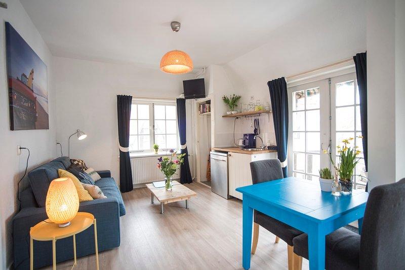 Villa Zuid - 3 Studio, vakantiewoning in Zandvoort