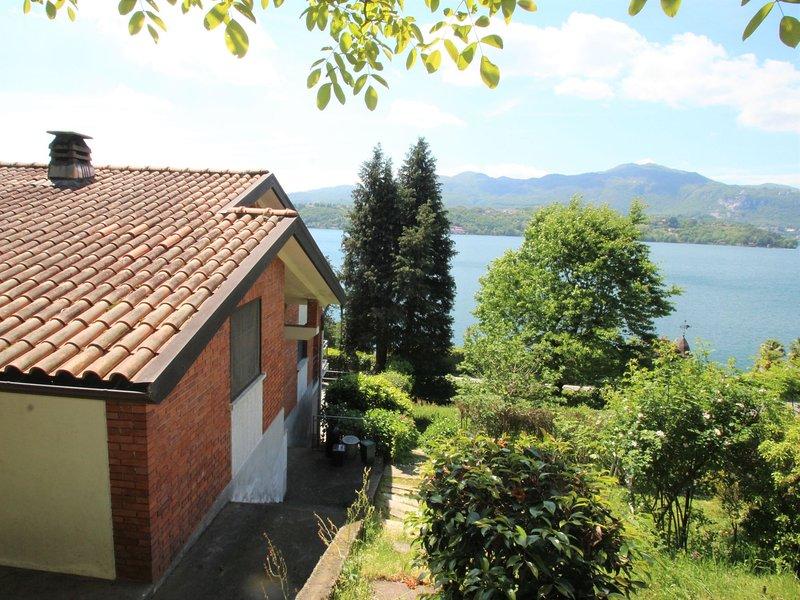 Villa Barbara, vacation rental in San Maurizio d'Opaglio