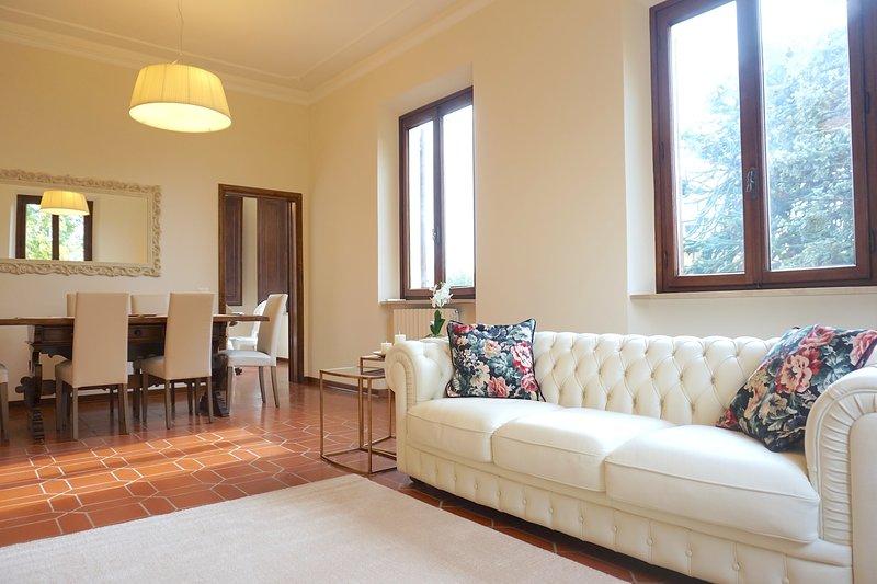 Villa Barsotti Luxury Apartment Close Center Town, aluguéis de temporada em Monte San Quirico