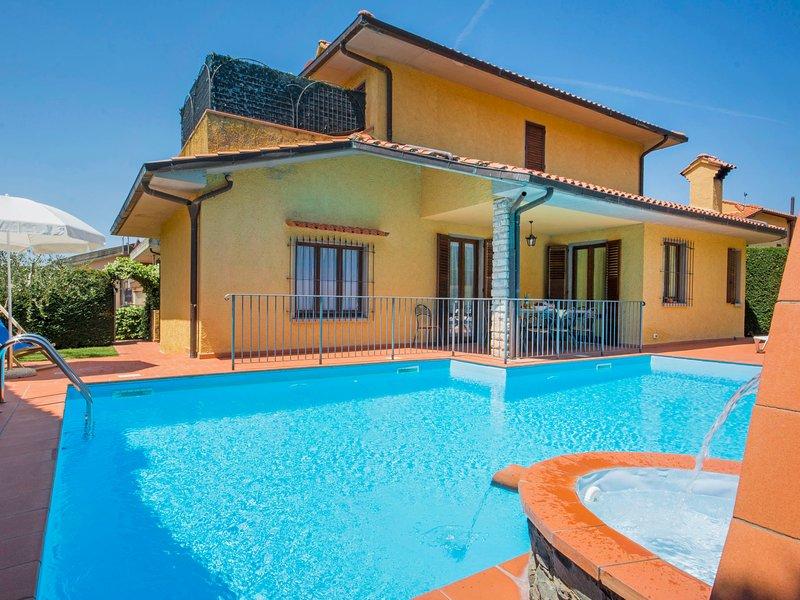 Villa Giada, vacation rental in Cancelli