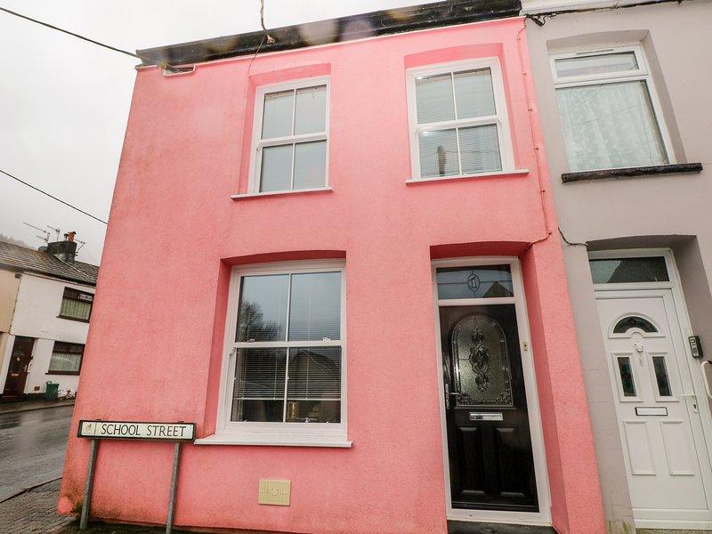 The Pink House, Treherbert, holiday rental in Treherbert