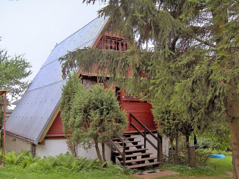 Borzestowska Huta, location de vacances à Parchowo
