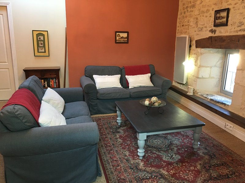 Apart d'Arc, vacation rental in Taillebourg