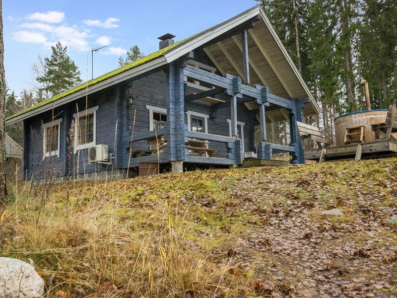 Varpu, holiday rental in Luopioinen