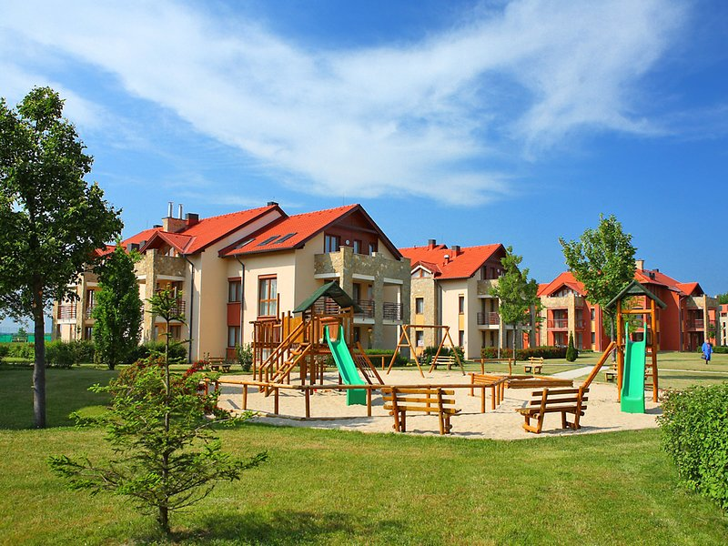 Hole in One, vacation rental in Szakony