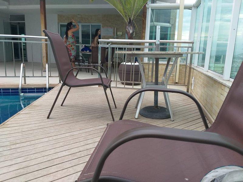 Sorria !!!!!   Você  chegou em Itapuã, vacation rental in Vitoria