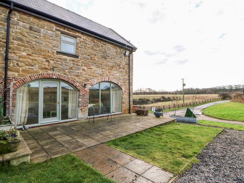 Bowes Barn, Ouston, holiday rental in Burnopfield