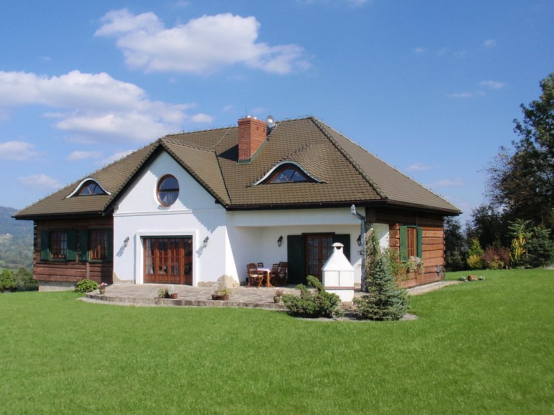 Dworek, holiday rental in Silesia Province