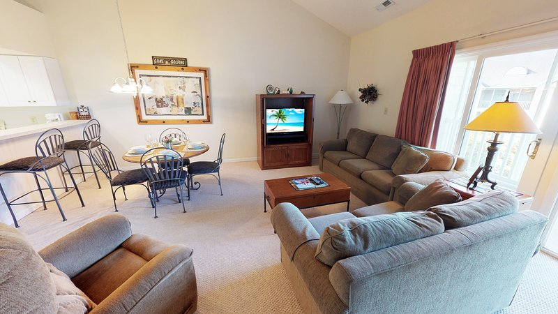 Village at the Glens A 202, vacation rental in Little River