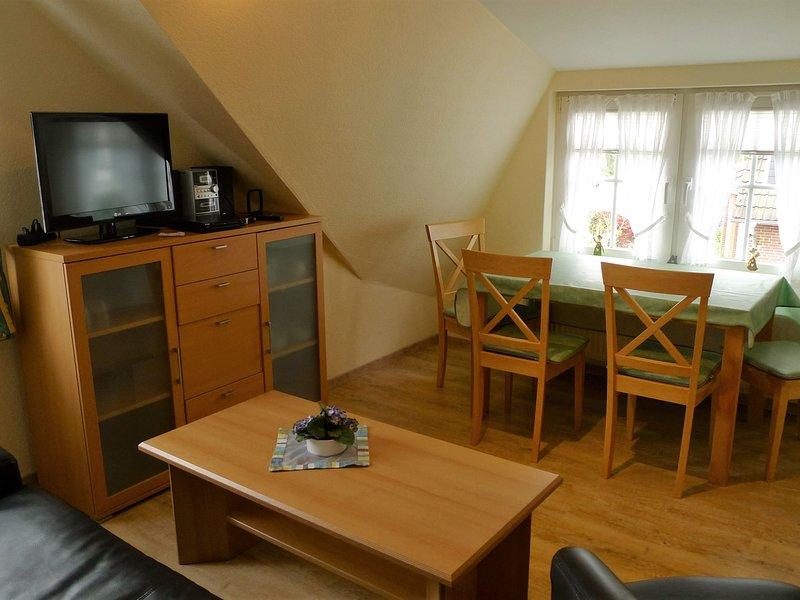 Sandburg, vacation rental in Norddeich